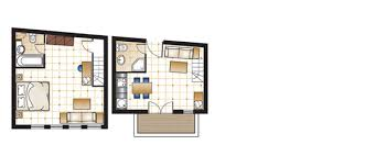 maisonette floor plan 1 bedroom maisonette plaza spa apartments 4 hotel in crete