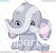 baby elephant wallpaper cartoon wallpapersafari