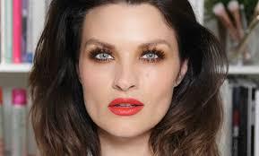 grunge glamour doll eyes makeup youtube