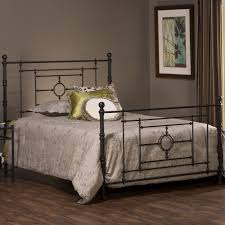 Metal Bedroom Furniture Hillsdale Cameron Metal Bed Wayfair Welding Project Ideas