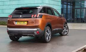 peugeot 3 the car expert independent car buying and car finance advice