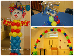 clown baloons lakewood presbyterian preschool celebrates 15 years