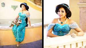 princess jasmine halloween princess jasmine costume charisma star youtube
