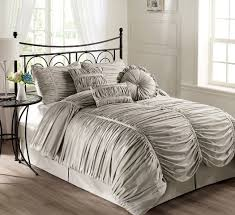Ruched Bedding 10 Home Bedding Collections Under 100 Arts And Classy