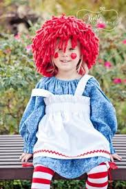 Raggedy Ann Halloween Costume Baby Raggedy Ann Andy Couple Costumes Halloween