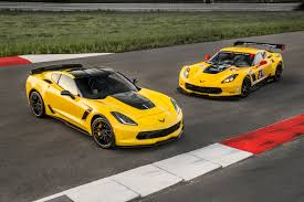 yellow corvette c7 chevrolet introduces 2016 corvette z06 c7 r edition