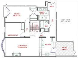 floor plan stairs socketsite the 1355 pacific floor plan challenge find the