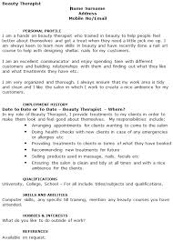 Cosmetologist Job Description For Resume by Standard Resume Template 79 Glamorous Resume Format Download Free