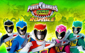 saban u0027s power rangers dino charge rumble android apk game