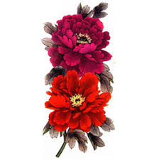 Wholesale Peonies Peonies Tattoo Online Peonies Flowers Tattoo For Sale