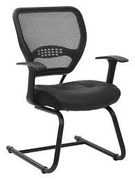 oak desk chair art deco swivel tilting rolling office chair design
