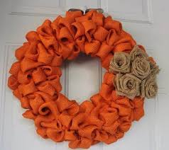 diy burlap wreath ideas for every and season family