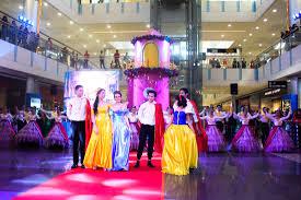 fairytale christmas with disney princesses at sm city masinag