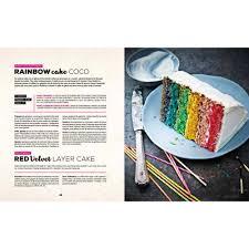 hervé cuisine rainbow cake desserts faciles et bluffants livre cuisine salée cultura