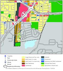 Chicago Bad Neighborhoods Map by Madison Neighborhood Profile Allied Dunn U0027s Marsh Neighborhood