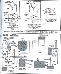ez go ignition wiring schematic ez go wiring diagram 36 volt