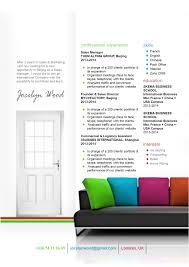 Best Resume Font Size For Calibri by Great Resume Real Estate Resume Mycvfactory