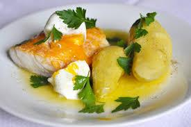 cuisiner haddock recette haddock poché à l anglaise menu by menu