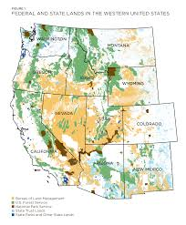 Montana Land Ownership Maps by Why We Fight Over Western Lands Perc U2013 The Property And
