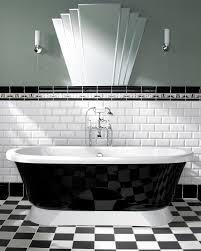 silverdale freestanding black bath on plinth stunning bathroom