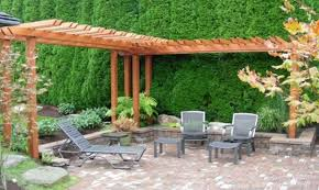 garden design with inspiring landscape and paver patios northern