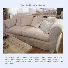 Shabby Chic Sofa Slipcover by Shabby Chic Couture My Uncommon Slice Of Suburbia