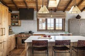 kitchen ideas for light wood cabinets 40 rustic kitchen design ideas to