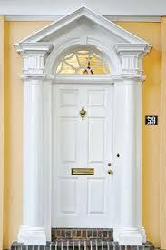 13 bold colors for your front door charleston black front door