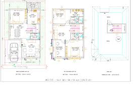 Row Home Plans by Row Houses Plans Bangalore House List Disign