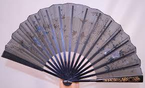 held folding fans beautiful antique fans purses parasols and more vintage fashions