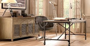 vintage style desk chair image of good mid century modern office