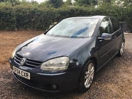 volkswagen tdi 2004 used 2004 volkswagen golf mk5 mk6 gt tdi for sale in devon