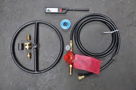 Diy Propane Firepit Pit Recommended Propane Pit Regulator Propane