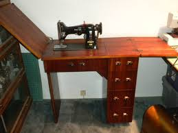 Sewing Machine Cabinets For Pfaff Bikes Books And Border Collies Sewing Machines Part One