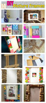 best 25 photo frames for kids ideas on pinterest photo frame diy craft ideas 14 captivating photo frame ideas for room adornment diy rustic wood