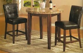 dining table pub style dining furniture pub height glass dining