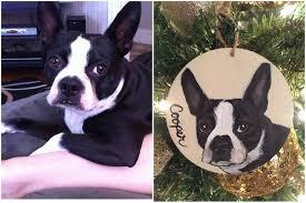 pet ornaments carolyn kinniery corrente artist