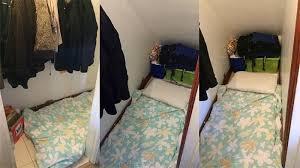 louer une chambre à londres à londres un lit sous escalier à louer pour 680 par mois