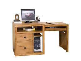 Walnut Computer Desks For Home Furniture Lexa Midi Corner Home Office Computer Desk Finished In