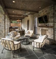 Outdoor Fireplace Houston by Bordley 2 Traditional Patio Houston By Thompson Custom Homes
