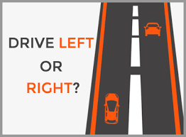 what side does a st go on guide to driving in st lucia drive safe in st lucia