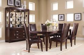 dining room furniture white wooden formal beautiful dining room designs this has unique design with multiple small square windows