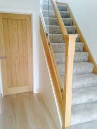 Glass Banister Kits Glass Staircase Balustrade Kit Glass Stair Parts U0026 Oak Handrails