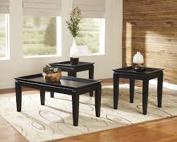 Black Living Room Tables Livingroom Black Living Room Table Set Glass Pc Sofa Sets