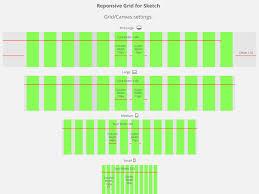 responsive grid sketch freebie download free resource for sketch