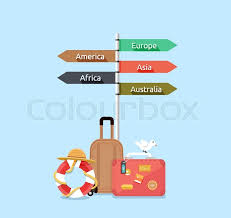 world travel guide images Baggage travel asia america europe africa australia travel jpg