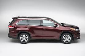 toyota products 2014 toyota highlander first drive motor trend