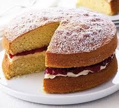 classic victoria sandwich recipe bbc good food