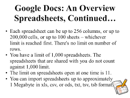 Spreadsheet On Google Docs Google Docs Allows Users Within Gpisd To Create Word Processing