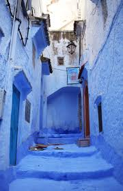 The Blue City Morocco by Due Course Chefchouen Morocco The Blue Pearl